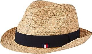 Tommy Hilfiger Men's HAT, Natural Straw, OS