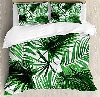 Best green leaf bedding Reviews