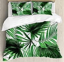 Best palm leaf comforter Reviews