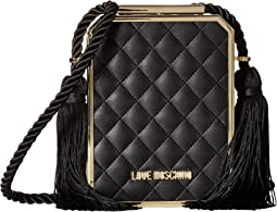 LOVE Moschino - Tassel Evening Bag