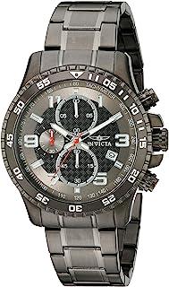 """Invicta Men's 14879""""Specialty Chronograph"""" Reloj en acero inoxidable con brazalete de eslabones"""