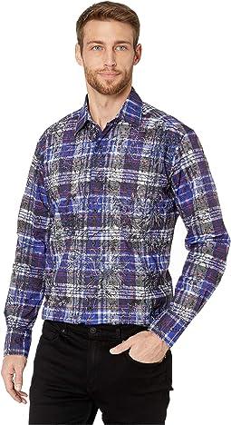 Akada Classic Fit Sports Shirt