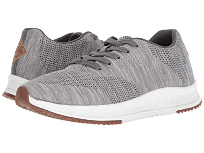 Freewaters Tall Boy Trainer Knit (Grey Too) Men