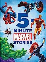Marvel 5-Minute Stories (Marvel Storybook (eBook))