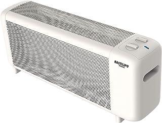 Bastilipo - PRC-1500B - Placa radiante de mica compacta - radiador de 1500W - Bajo consumo y eficiente