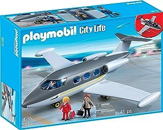 PLAYMOBIL 5619 AVIÓN Jet Privado Exclusivo USA