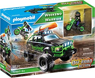 PLAYMOBIL® Weekend Warrior Off-Road Action Truck