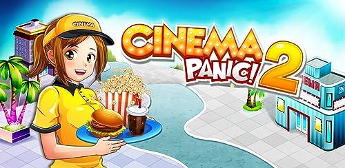 『シネマパニック:料理ゲーム』のトップ画像