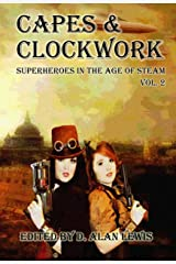 Capes and Clockwork 2 Kindle Edition