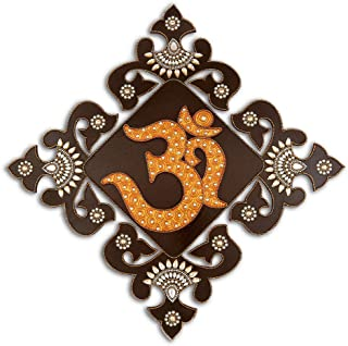 Bohemian Home Decor Wall Hanging Om Symbol Wall Decoration for Living Room - 100% Handmade in India