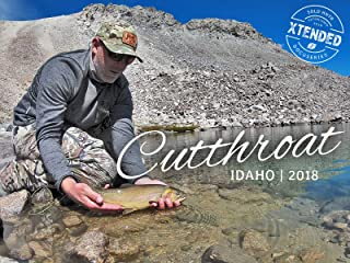 Fly Fishing Cutthroat with Solo Hunter