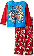 Nickelodeon Boys' Toddler Paw Patrol 2-Piece Pajama Set
