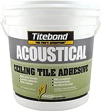 Best titebond acoustical ceiling tile adhesive Reviews