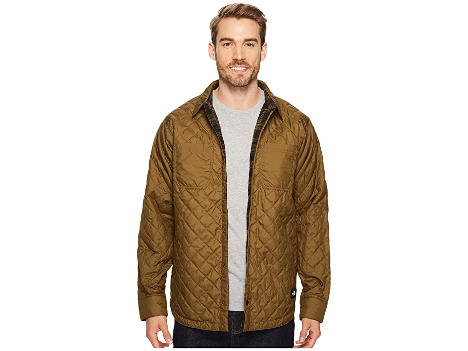 The North Face Fort Point Insulated Flannel (Military Olive) Men