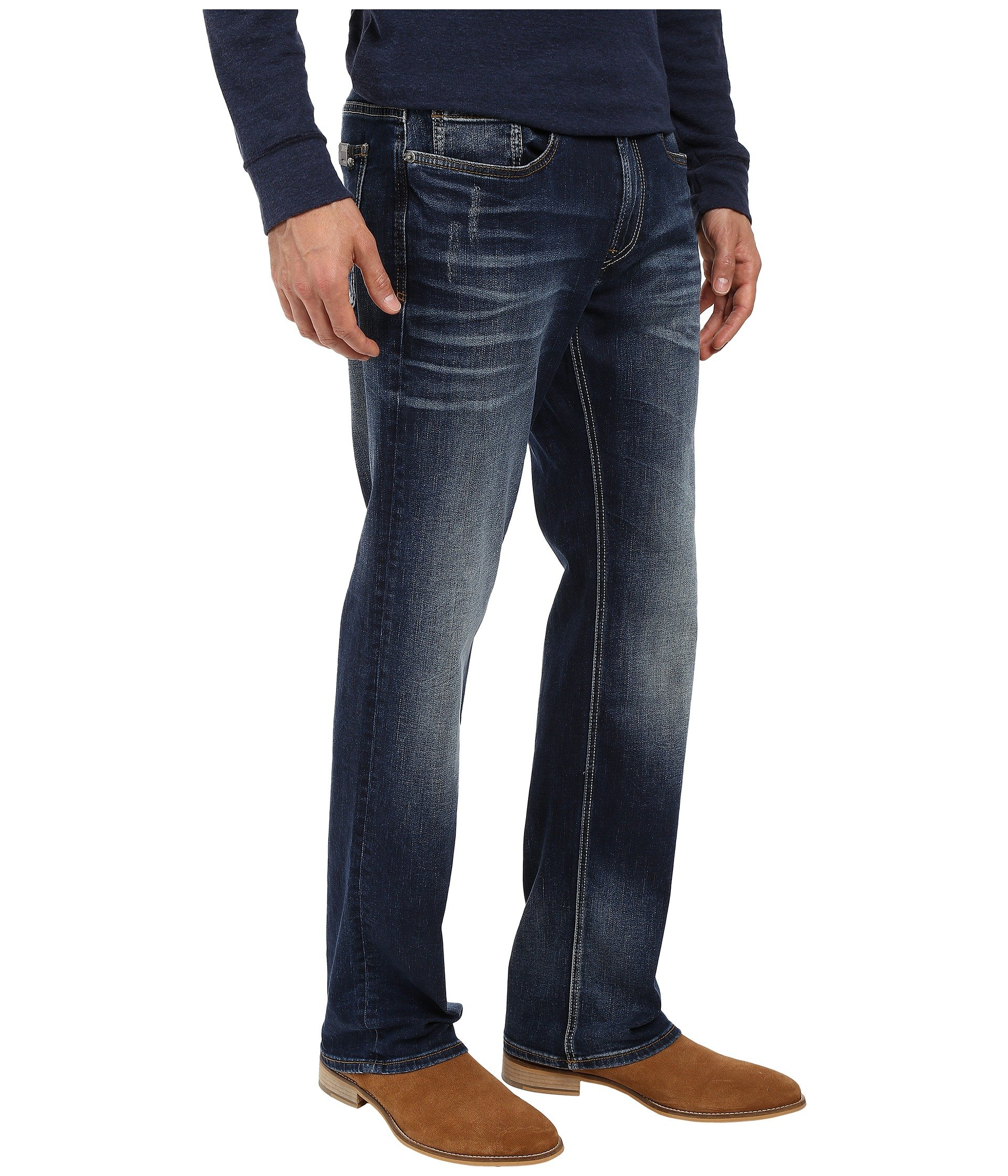 Contrast Buffalo Vintage Bitton Straight Driven Leg In Jeans Relaxed David 6Cwpq6gTP