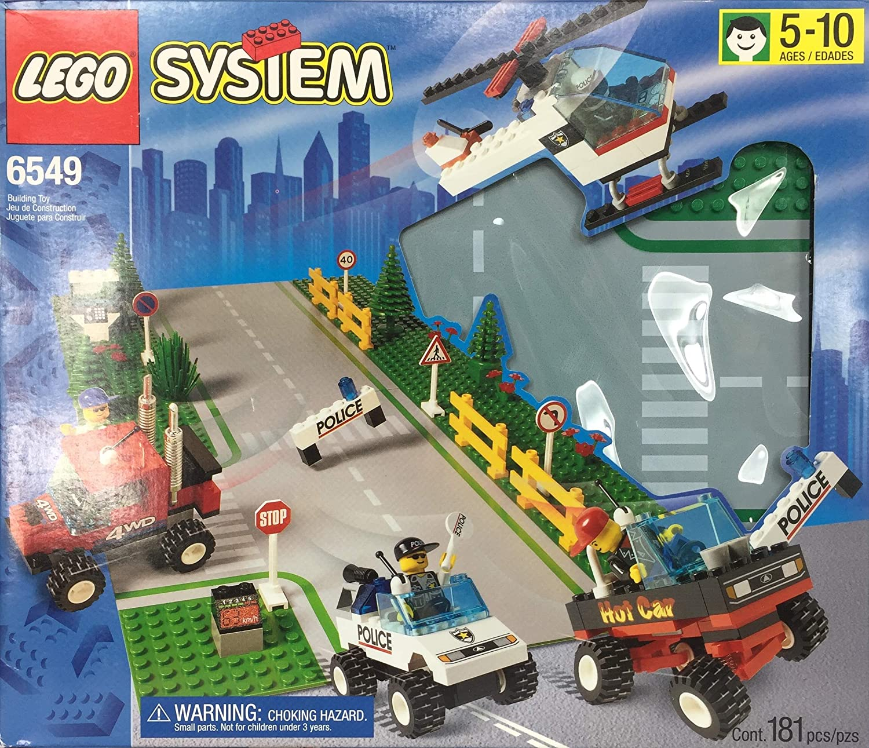 Compra calidad 100% autentica LEGO System System System 6549 Roadblock Runners (6549) by LEGO  Seleccione de las marcas más nuevas como