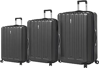 Mia Toro Italy Primario Hardside Spinner Luggage 3pc Set