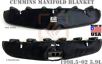cummins manifold blanket