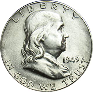 Best 1949 silver half dollar Reviews