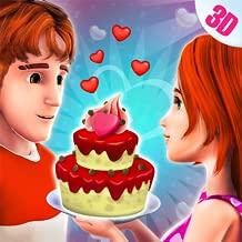 Valentine Love Cake Maker 3D