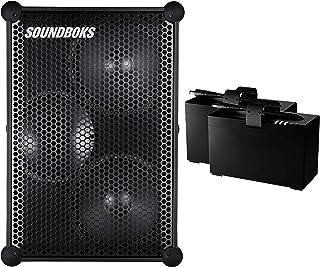 Le nouveau SOUNDBOKS avec 2 batteries - Haut-parleur portable Bluetooth puissant (126 dB, sans fil, Bluetooth 5.0, batteri...