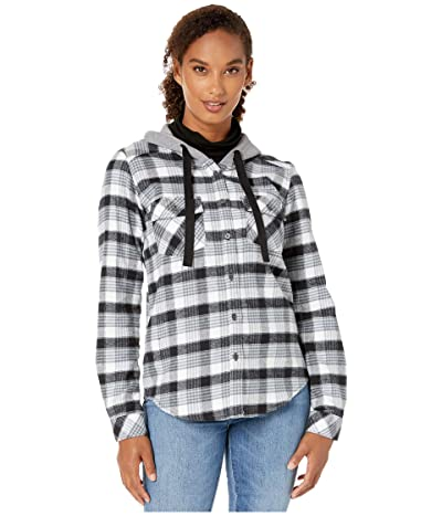 Columbia Canyon Pointtm II Shirt Jacket (Black Check) Women