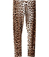 Roberto Cavalli Kids - Leopard Leggings (Big Kids)