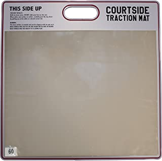 Tanners Courtside Traction Mat, White, One Size
