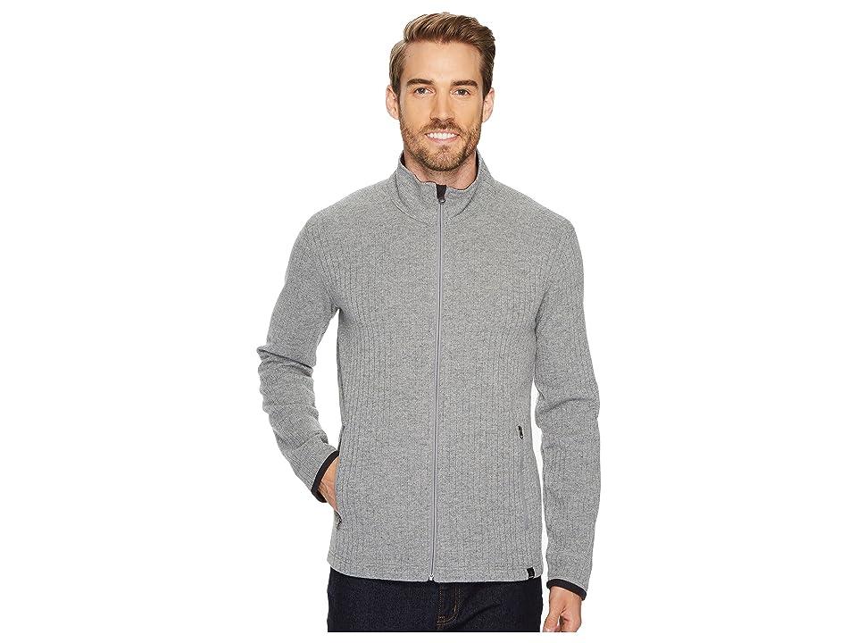 Prana Barclay Sweater (Gravel) Men