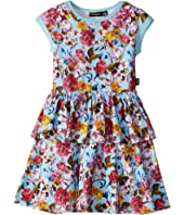 Rock Your Baby - Nothing But Flowers Sadie Dress (Toddler/Little Kids/Big Kids)