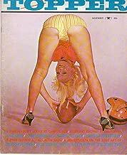 Topper November 1964 Vintage Girlie Magazine