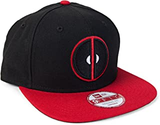 Marvel Deadpool Logo Sub 9Fifty Snapback Baseball Cap