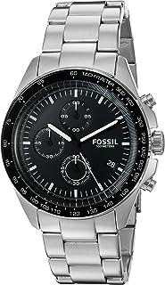 Wristwatch FOSSIL WATCH Mod. SPORT 54 Gent Chrono Date SS Case&Bracelet 44mm WR 10ATM CH3026