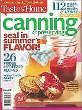 Taste of Home ( Canning & Preserving ) 2014
