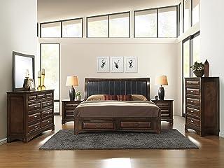 Amazon Com Dresser Bedroom Sets Bedroom Furniture Home Kitchen