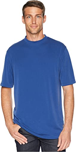 Textured Modal-Blend Crew T-Shirt
