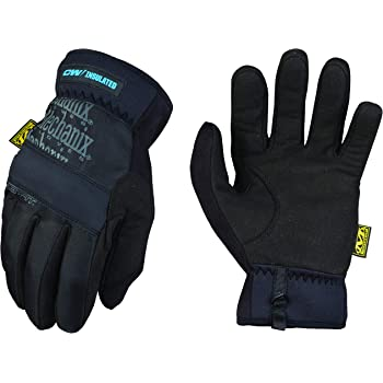 Mechanix Wear LARGE black FastFit glove