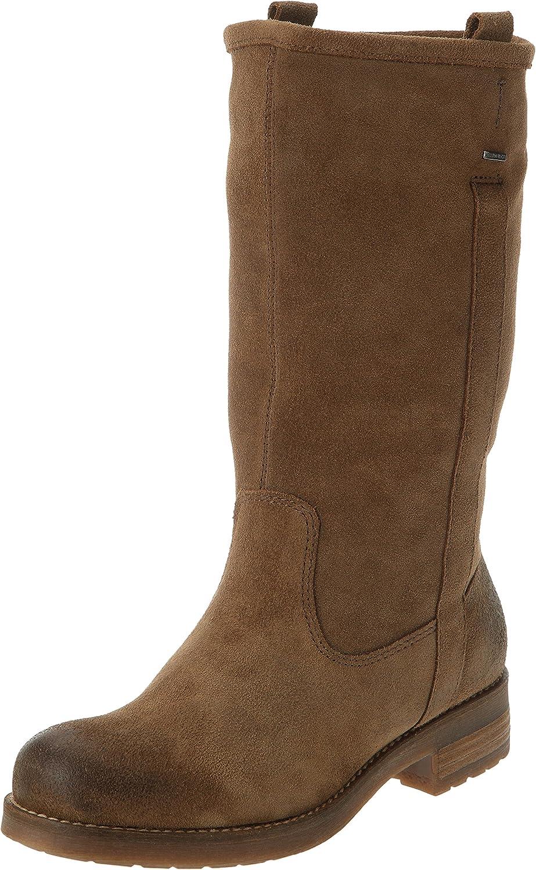 Geox Damen D Virna B ABX Stiefel Stiefel  einfaches und großzügiges Design