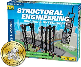 Best thames & kosmos structural engineering: bridges & skyscrapers Reviews
