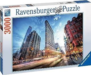 Ravensburger 17075 Flat Iron Building Puzzle 3000pc Jigsaw Puzzle