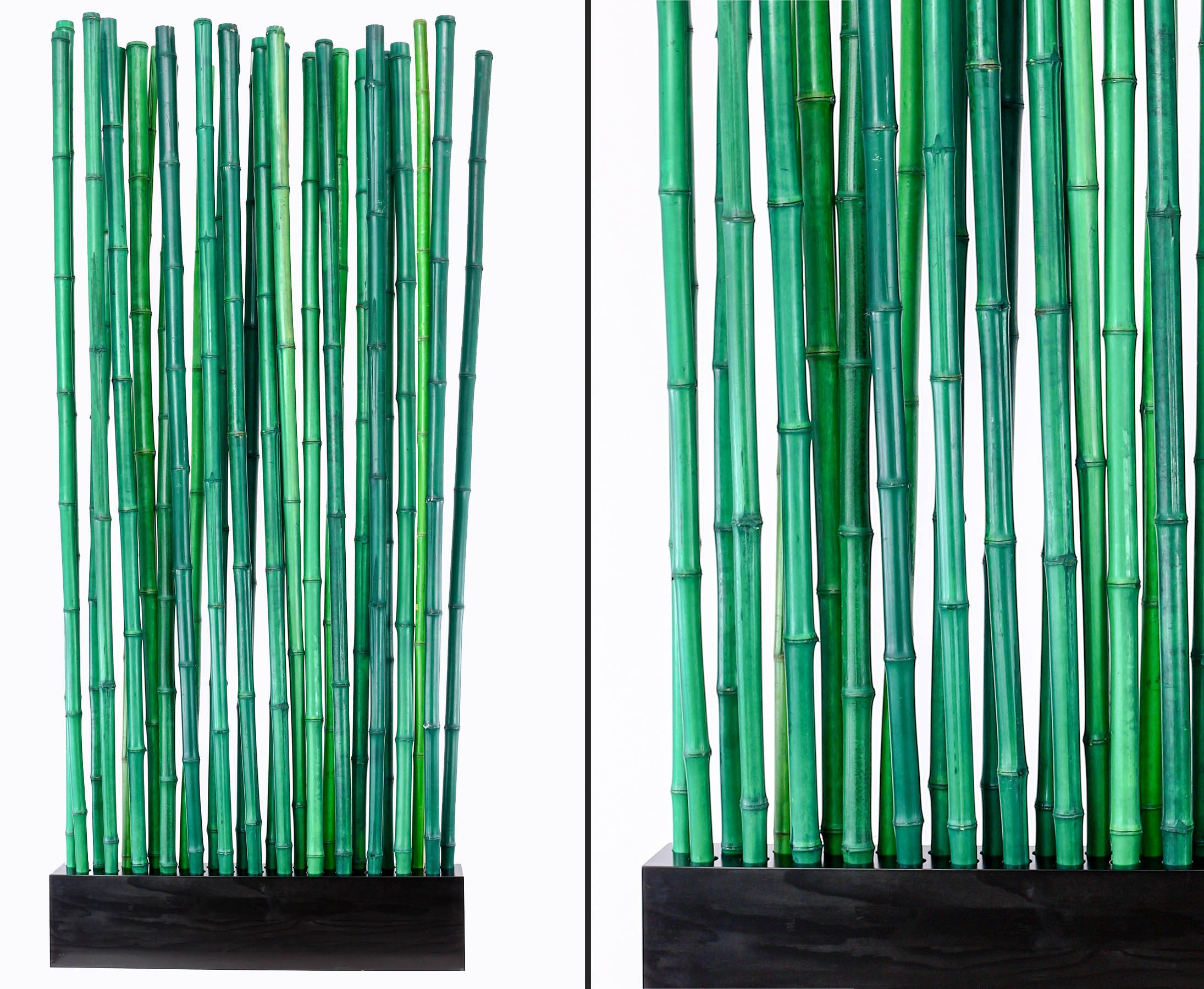 bambú biombos