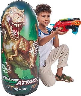 Zuru X-Shot Attack Dino Ataque Inflable Target por zuru (4862-S001)