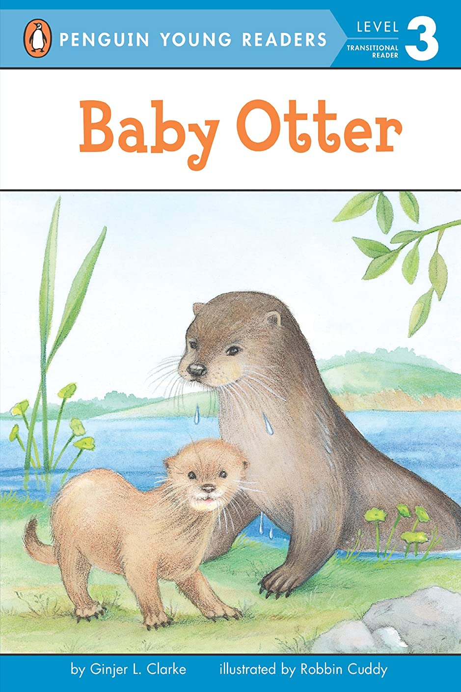 成長する六月海洋のBaby Otter (Penguin Young Readers, Level 3) (English Edition)