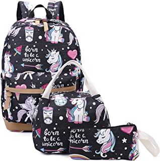9f093aef5fef4 Amazon.com: unicorn backpack - International Shipping Eligible