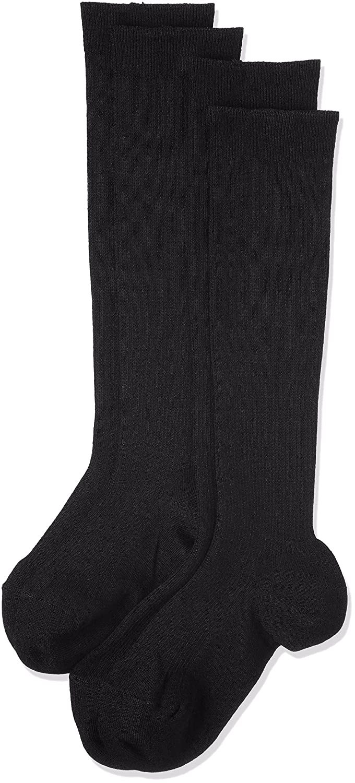 (アツギ)ATSUGI レディース靴下 WORK-Fit(ワークフィット) 22hPa リブソックス 36cm丈 (段階着圧設計) 〈2足組〉