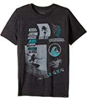 Quiksilver Kids - Venice Bliss Tee (Big Kids)