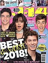 J-14 Magazine January 2019 w/ 6 Mega Posters: BTS Kylie Jenner Johnny Orlando Riverdale Ariana Grande JoJo Siwa