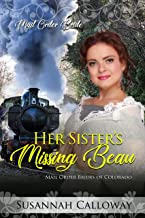 Her Sister's Missing Beau (Mail Order Brides of Colorado)