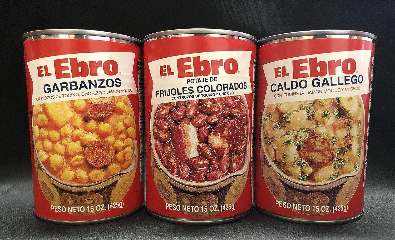 El Ebro Caldo Memphis Mall Gallego Garbanzos 12 Frijoles Variety Colorados Discount is also underway