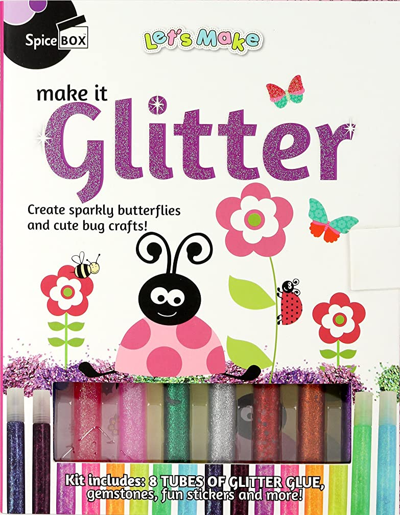 Spice Box SP24137 Lets Make It Glitter Craft Kit
